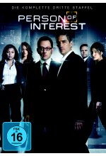 Person of Interest - Staffel 3  [6 DVDs] DVD-Cover