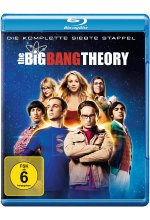 The Big Bang Theory - Staffel 7  [2 BRs] Blu-ray-Cover