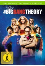 The Big Bang Theory - Staffel 7  [3 DVDs] DVD-Cover