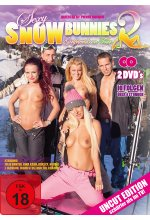 Sexy Snow Bunnies - Girlfriends on Tour Vol. 2 - Uncut Edition  [2 DVDs] DVD-Cover
