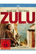 Zulu Blu-ray-Cover