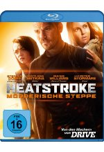 Heatstroke - Mörderische Steppe Blu-ray-Cover