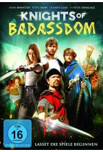 Knights of Badassdom DVD-Cover