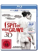 I Spit on your Grave  (inkl. 2D-Version) Blu-ray 3D-Cover