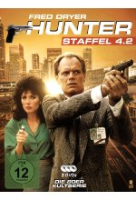 Hunter - Staffel 4.2  [3 DVDs] DVD-Cover
