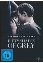 Fifty Shades of Grey - Geheimes Verlangen DVD-Cover