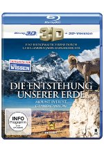 Die Entstehung unserer Erde - Grand Canyon/Mount Everest (inkl. 2D-Version)<br> Blu-ray 3D-Cover