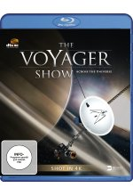 The Voyager Show - Across the Universe  (Mastered in 4K) Blu-ray-Cover