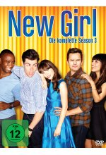New Girl - Season 3  [3 DVDs]<br> DVD-Cover