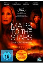 Maps to the Stars DVD-Cover