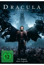 Dracula Untold DVD-Cover