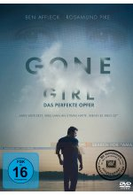 Gone Girl - Das perfekte Opfer DVD-Cover