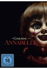 Annabelle DVD-Cover