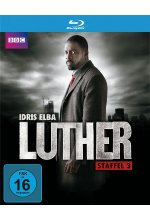 Luther - Staffel 3 Blu-ray-Cover