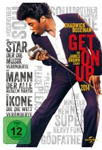 Get On Up DVD-Cover