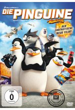 Die Pinguine aus Madagascar DVD-Cover