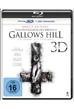 Gallows Hill - Uncut  (inkl. 2D-Version) Blu-ray 3D-Cover