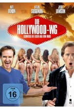 Die Hollywood-WG DVD-Cover