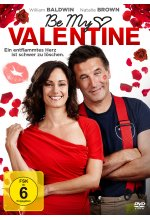 Be my Valentine DVD-Cover