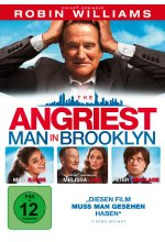 The Angriest Man in Brooklyn DVD-Cover