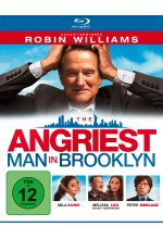 The Angriest Man in Brooklyn Blu-ray-Cover