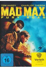 Mad Max: Fury Road DVD-Cover
