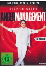Anger Management - Staffel 3  [3 DVDs] DVD-Cover