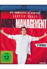 Anger Management - Staffel 3  [2 BRs] Blu-ray-Cover