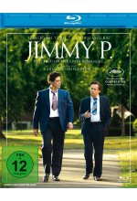 Jimmy P. - Psychotherapie eines Indianers Blu-ray-Cover
