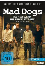 Mad Dogs - Staffel 4 DVD-Cover