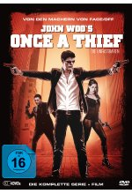 John Woo's Once A Thief - Die Komplette Serie + Film  [6 DVDs] DVD-Cover