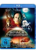 Space Trooper Blu-ray-Cover