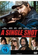 A Single Shot - Tödlicher Fehler DVD-Cover