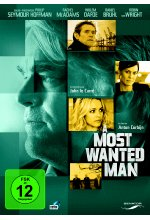 A Most Wanted Man DVD-Cover