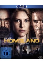 Homeland - Season 3  [3 BRs] Blu-ray-Cover
