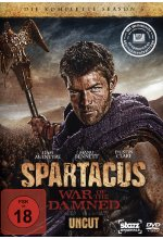 Spartacus: War of the Damned - Die komplette Season 3 - Uncut  [4 DVDs] DVD-Cover