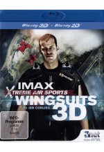 IMAX: Wingsuits - IMAX Xtreme Air Sports Blu-ray 3D-Cover