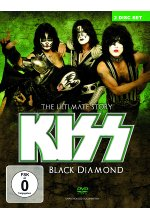 Kiss - Black Diamond/The Ultimate Story [2 DVDs] DVD-Cover