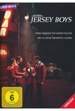 Jersey Boys DVD-Cover