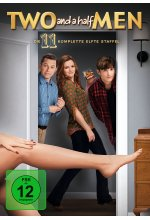 Two and a Half Men - Staffel 11  [3 DVDs] DVD-Cover