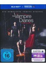 The Vampire Diaries - Staffel 5  [4 BRs] Blu-ray-Cover