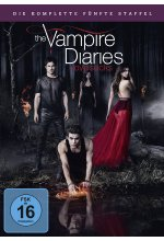 The Vampire Diaries - Staffel 5  [5 DVDs] DVD-Cover