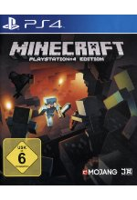 Minecraft - Playstation 4 Edition Cover
