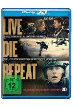 Edge of Tomorrow Blu-ray 3D-Cover