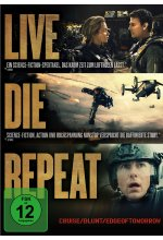 Edge of Tomorrow DVD-Cover