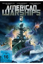 American Warships 2 DVD-Cover