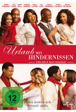 Urlaub mit Hindernissen - The Best Man Holiday DVD-Cover