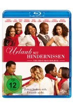 Urlaub mit Hindernissen - The Best Man Holiday Blu-ray-Cover