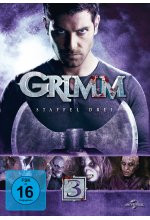 Grimm - Staffel 3  [6 DVDs] DVD-Cover
