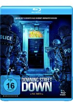 Downing Street Down Blu-ray-Cover